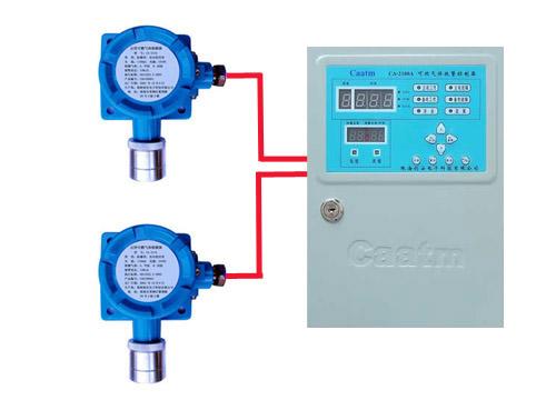 CA-2100A型可燃气体报警控制器