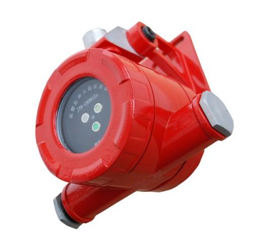 三波长点型红外火焰探测器