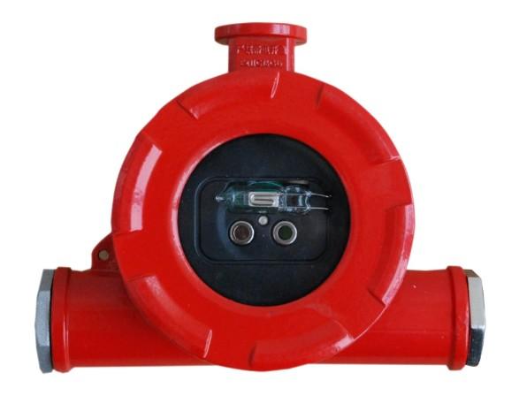点型红外/紫外火焰探测器