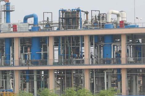 氢氟酸及氢气监控报警系统
